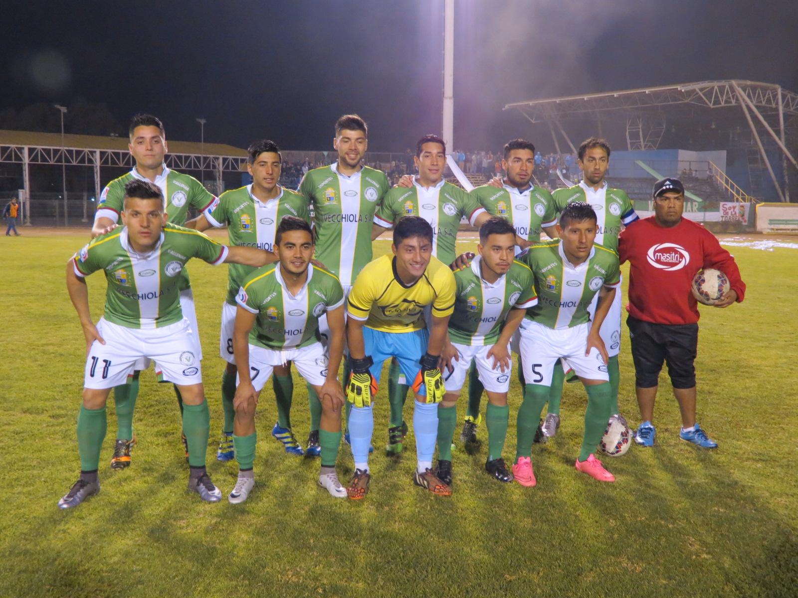 Deportes Vallenar tuvo buen apronte en debut de Rubén Martínez