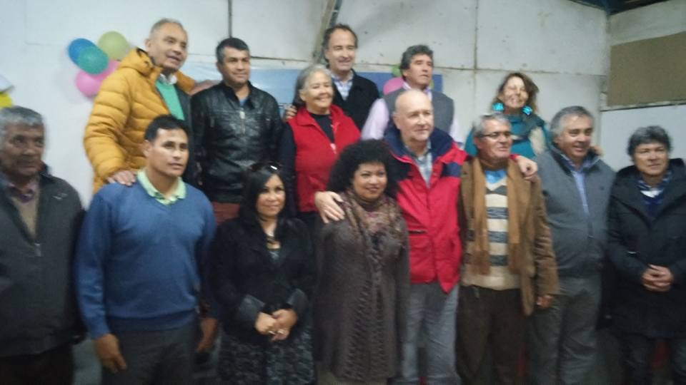 Renovación Nacional ya tiene lista su plantilla para las municipales 2016