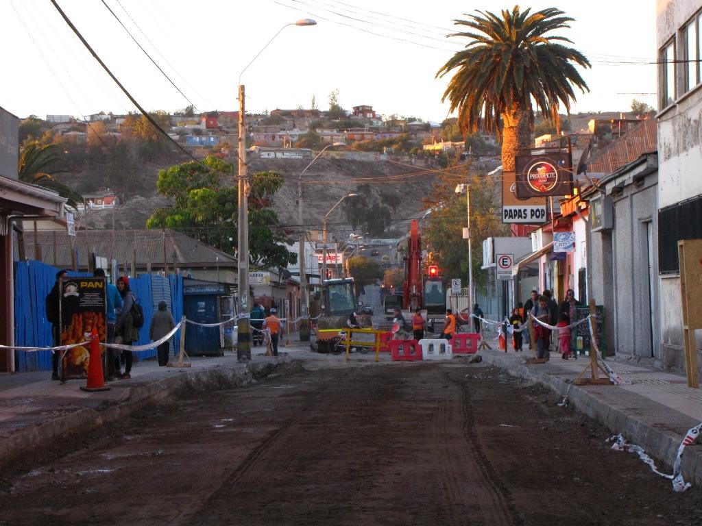 Aprueban $1200 millones para arreglar nuevas calles de Vallenar