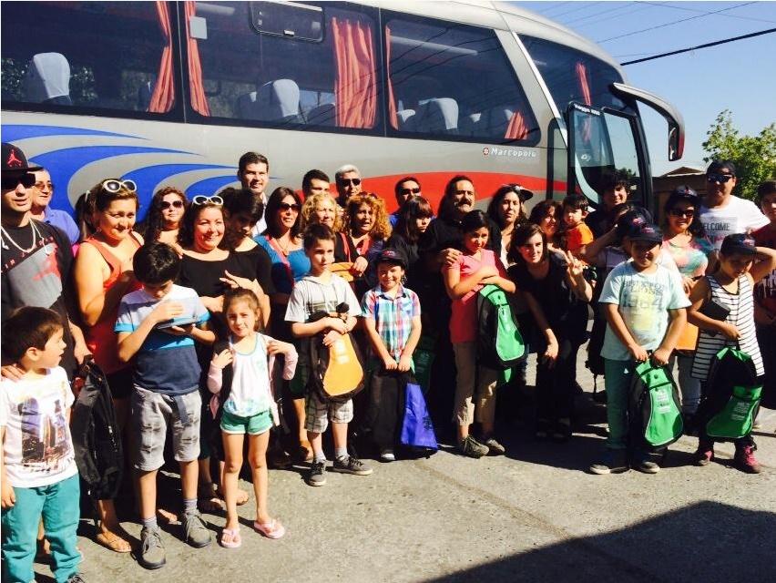 Familias tendrán vacaciones a bajo costo con programa Turismo Familiar