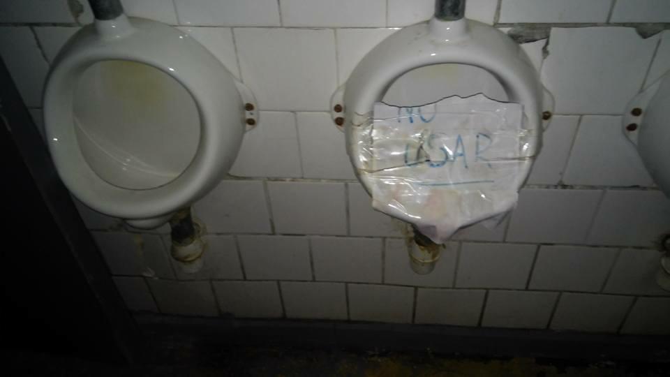 La triste realidad de los baños del Centro Cultural de Vallenar