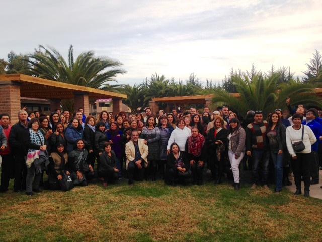 """Más de 100  micro empresarios de Atacama participaron del encuentro """"¡Atrévete a Innovar!"""""""