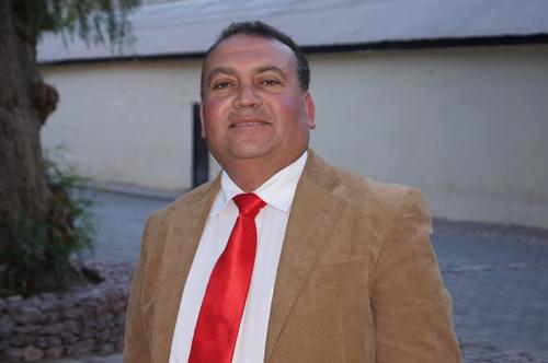 Gudelio Ramírez será la carta a alcalde del PS para municipales en Alto del Carmen