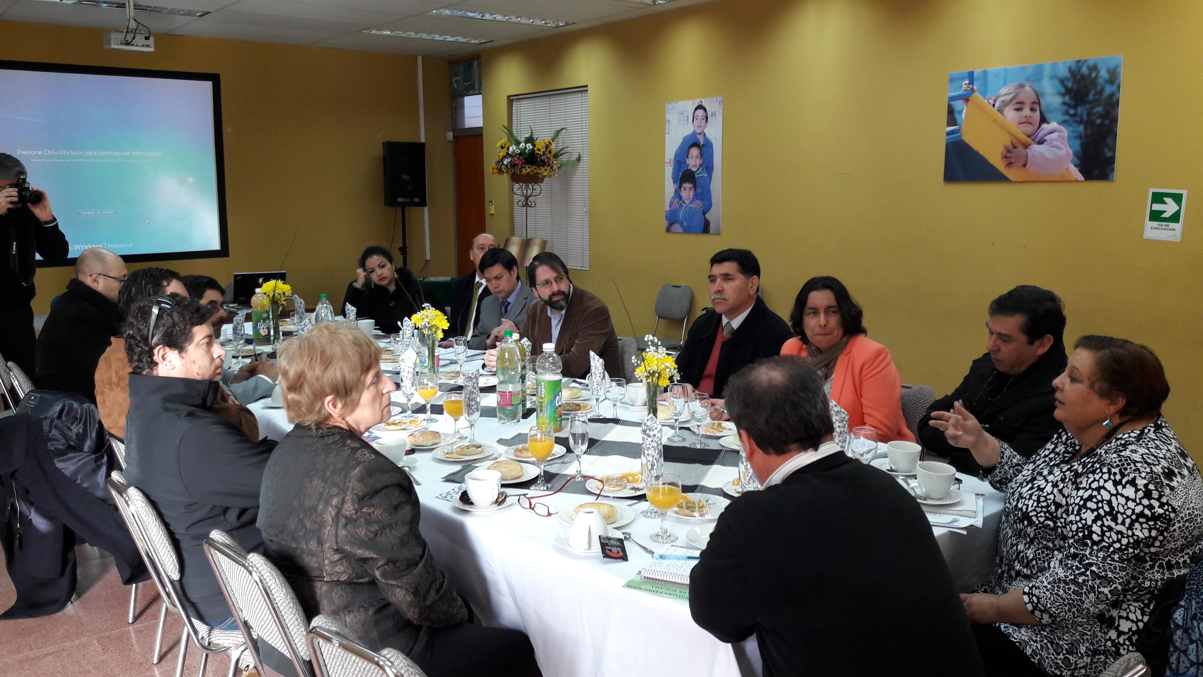 En Vallenar continúan jornadas de evaluación del Programa de Acompañamiento y Acceso Efectivo a la Educación Superior 2016