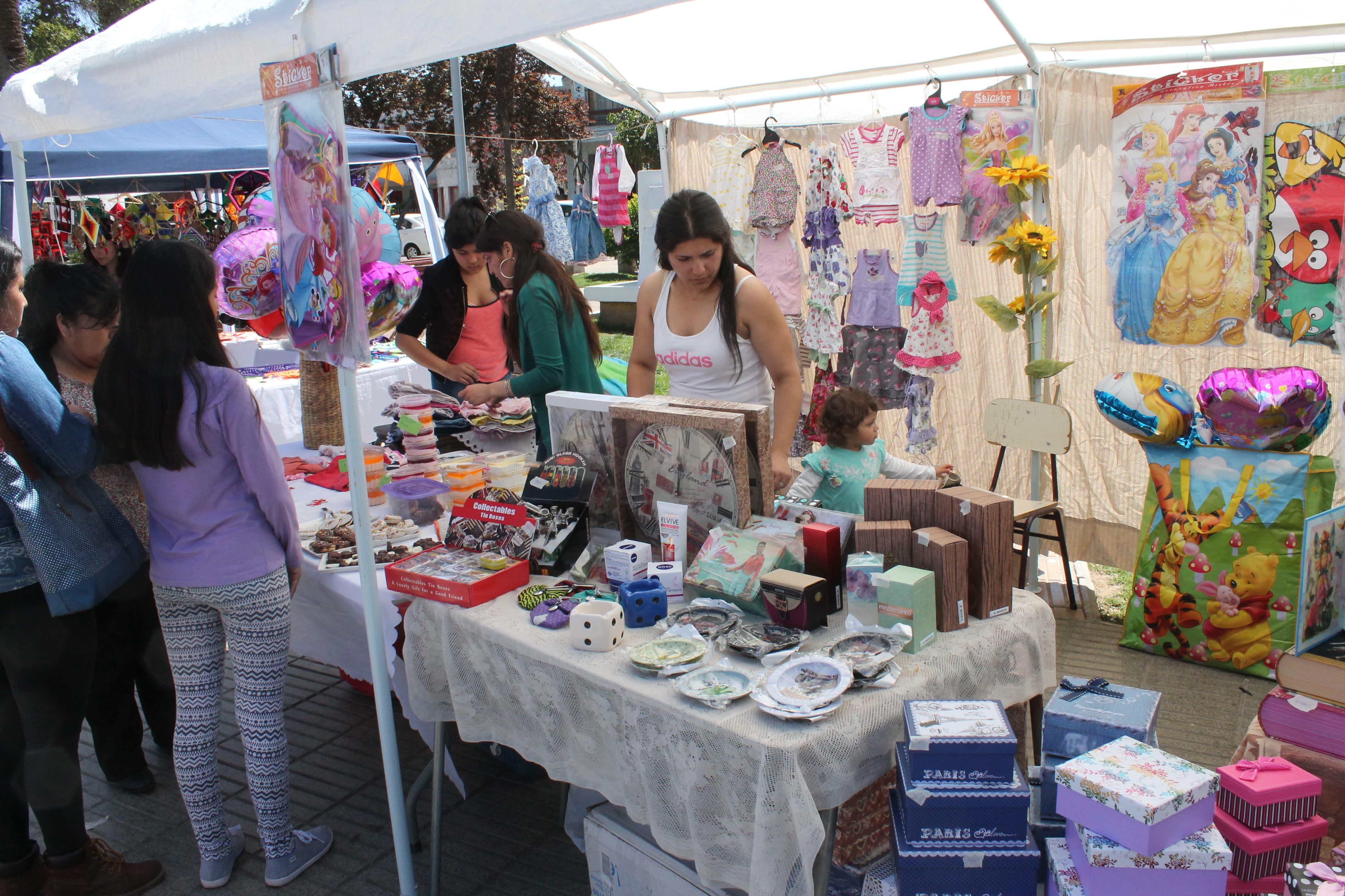 Realizarán séptima versión de Expo Mujer en Vallenar