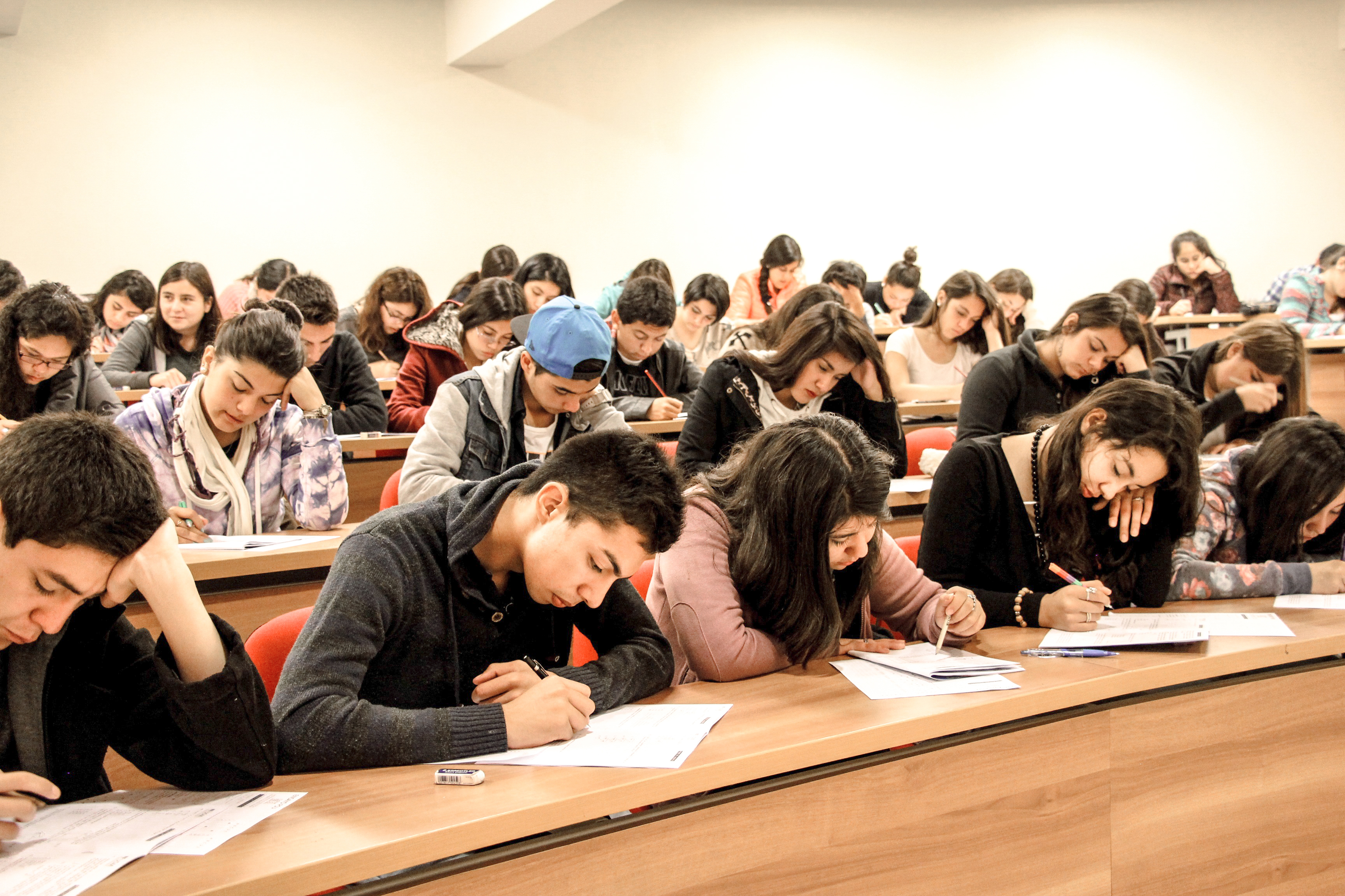 Colegio Ambrosio O'Higgins  y Universidad Técnica Federico Santa María realizarán Ensayo Nacional PSU