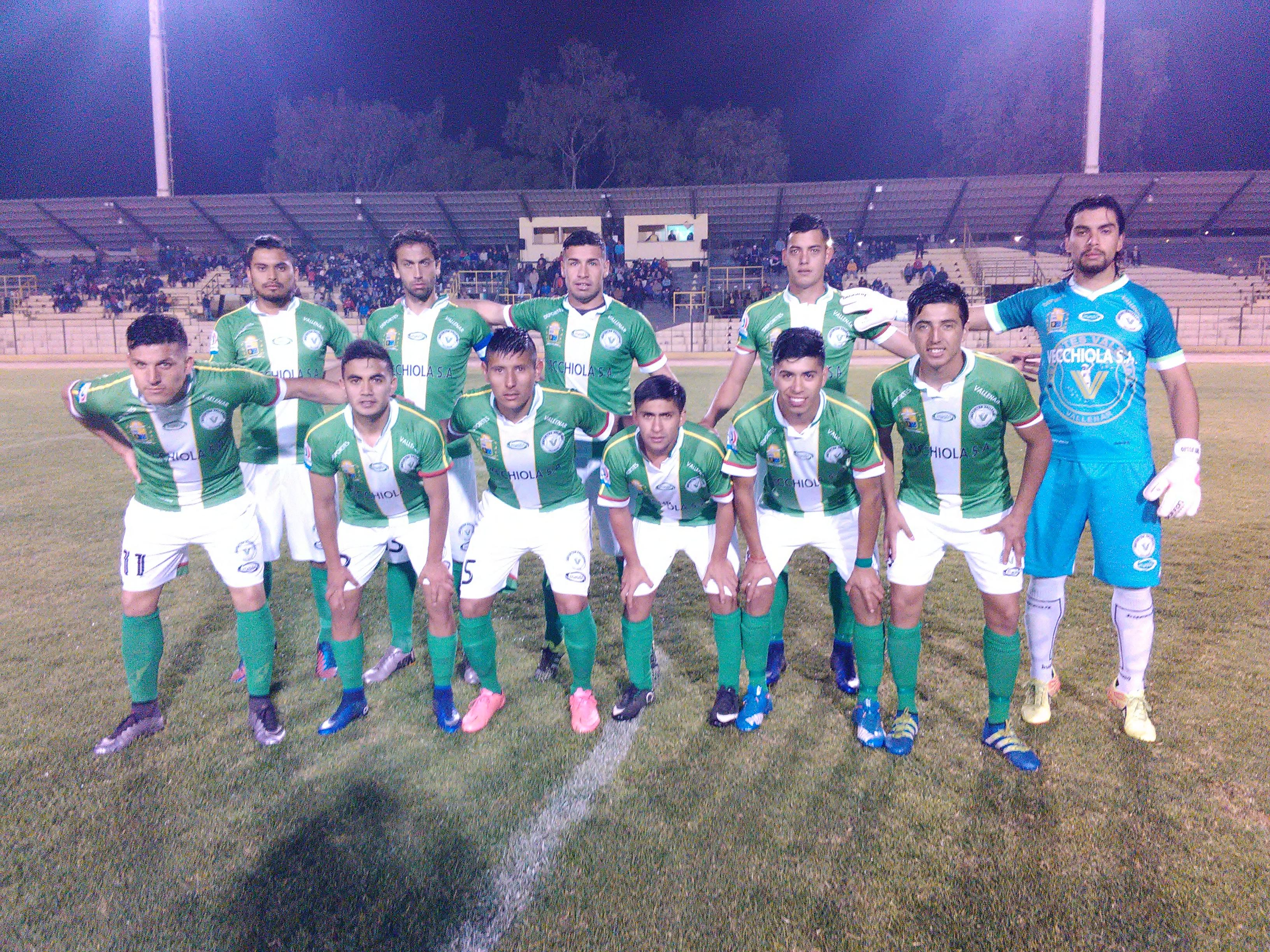 Todo listo para el histórico debut de Vallenar en el fútbol profesional