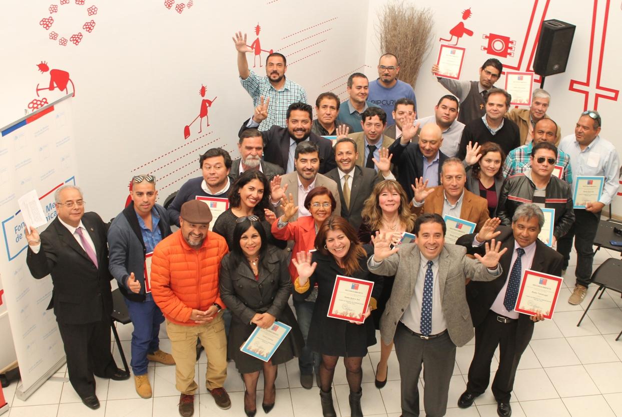 El Fondo de Medios benefició a 31 proyectos de la región de Atacama