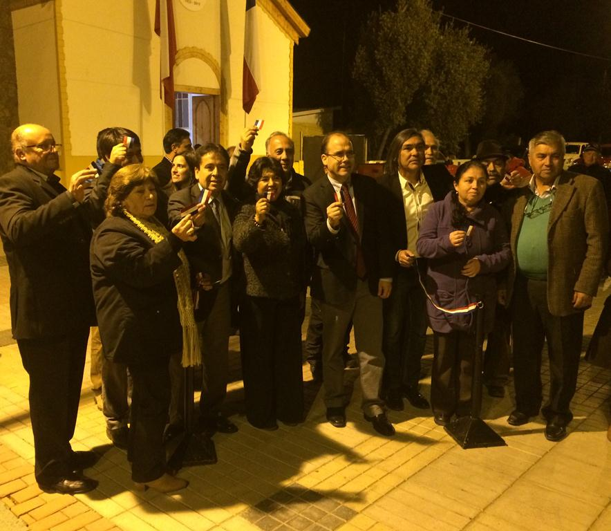 Inauguran 3 obras emblemáticas en Huasco
