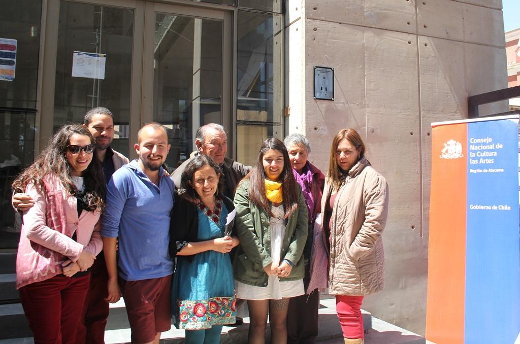 Consejo de la Cultura realiza homenaje a Lorenzo Triviño en el Día de las Artes Visuales