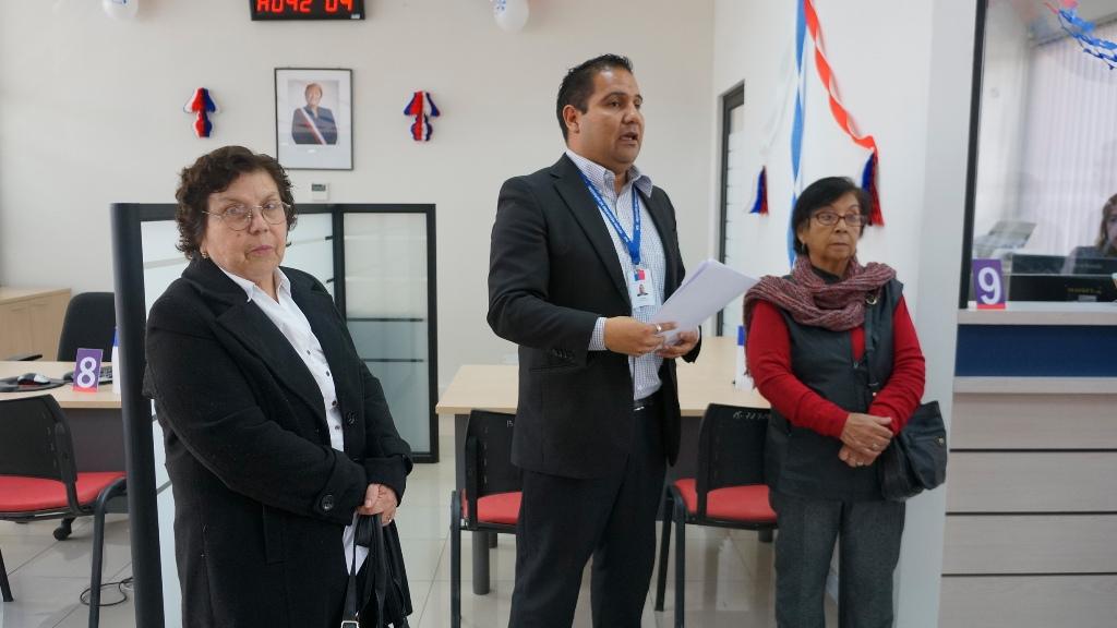 Se inicia pago de Aguinaldo de Fiestas Patrias a pensionados del Huasco