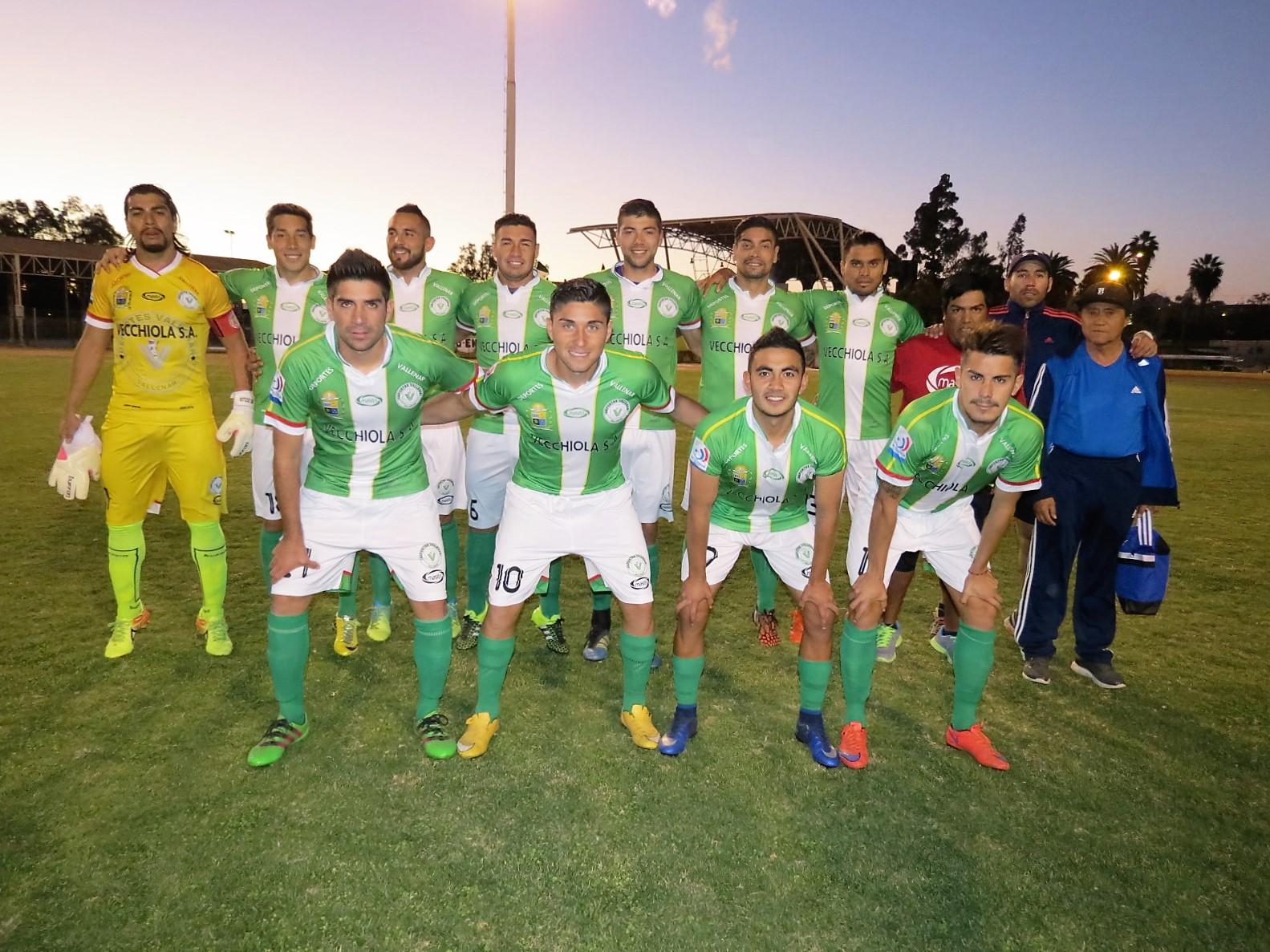 Deportes Vallenar comienza el 30 de julio su participación en torneo de transición