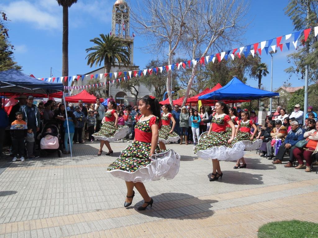 Vallenarinos disfrutaron con Fiesta Costumbrista