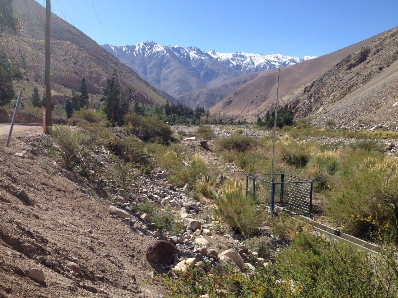 Coordinan acciones para abordar impacto de  deshielos en la provincia del Huasco