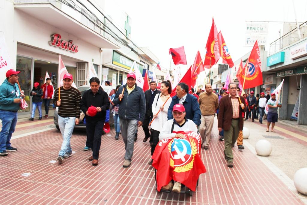 """Acusan a autoridades de """"intervencionismo"""" político en Vallenar"""