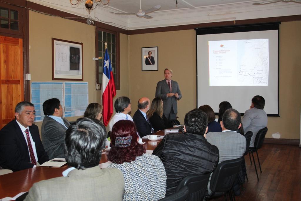 Proyecto minero NuevaUnión fija ingreso de EIA para 2018 y avanza en participación