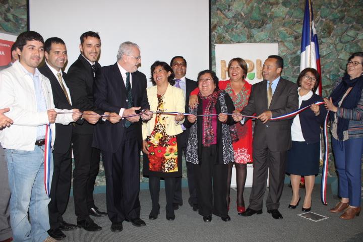 Ministro de Energía inaugura Sistema Fotovoltaico en Hospital Provincial del Huasco