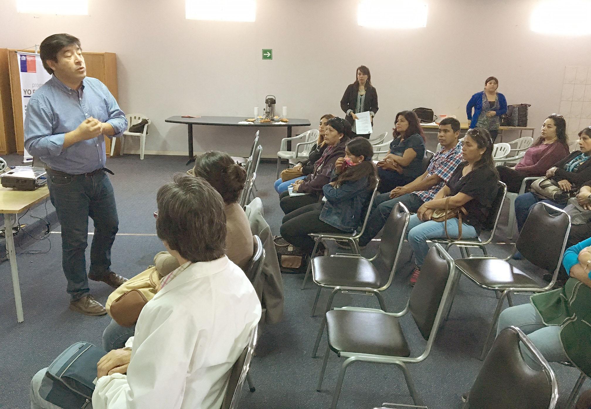 Programa Yo Emprendo del FOSIS desarrolla sus talleres en la Provincia de Huasco