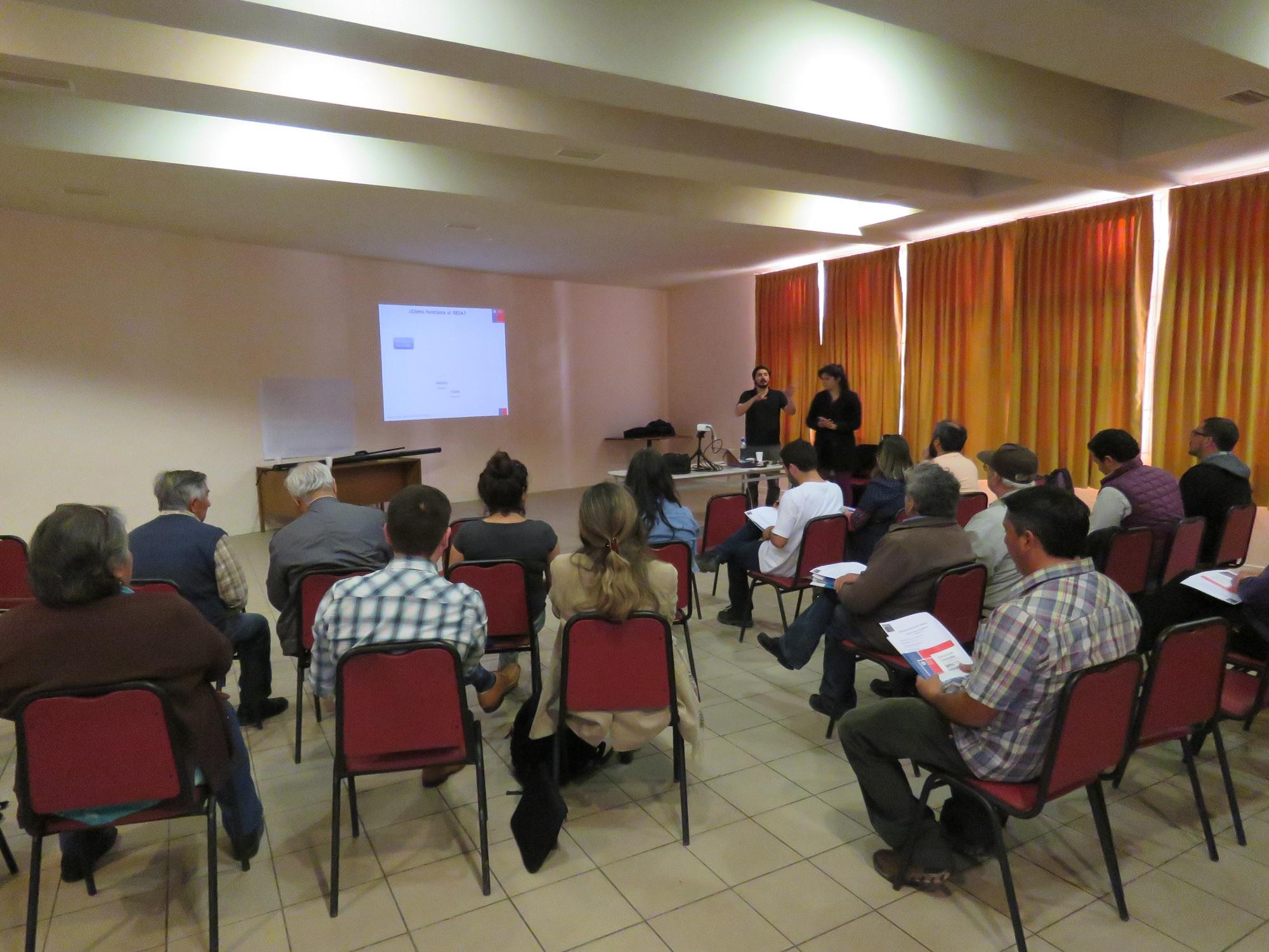 """Realizarán presentación de Proyecto Fotovoltaico """"Aurora del Huasco"""" en Vallenar"""