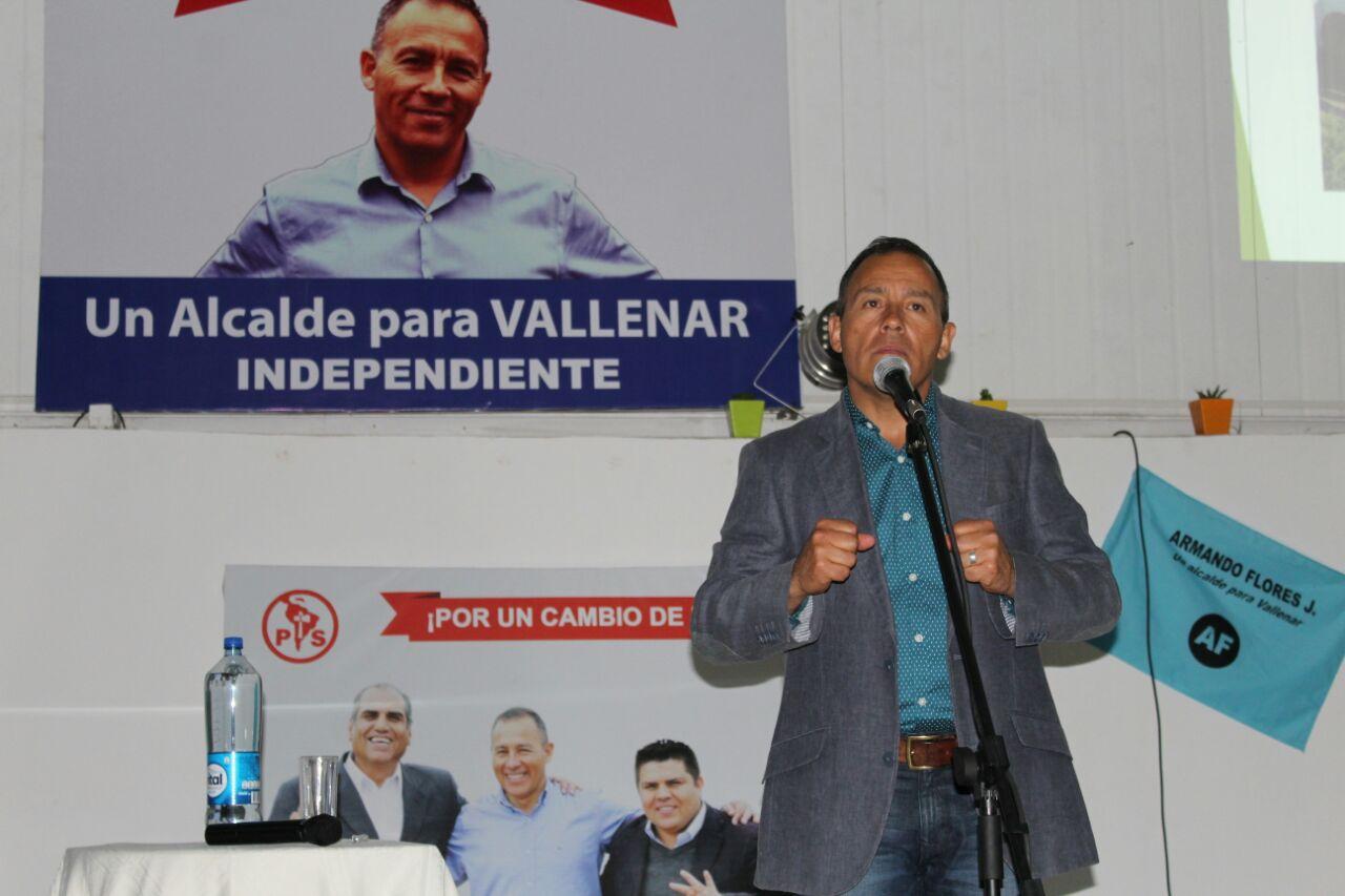 """Armando Flores y resultados de Transparencia: """"No podemos seguir siendo el municipio menos transparente de Chile"""""""