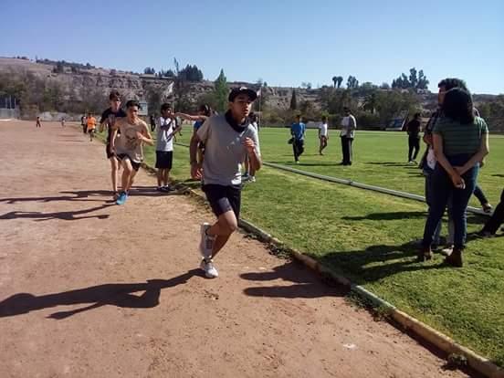 ¡En Octubre se vive la actividad física junto a Extraescolar Deportes de Daem Vallenar!