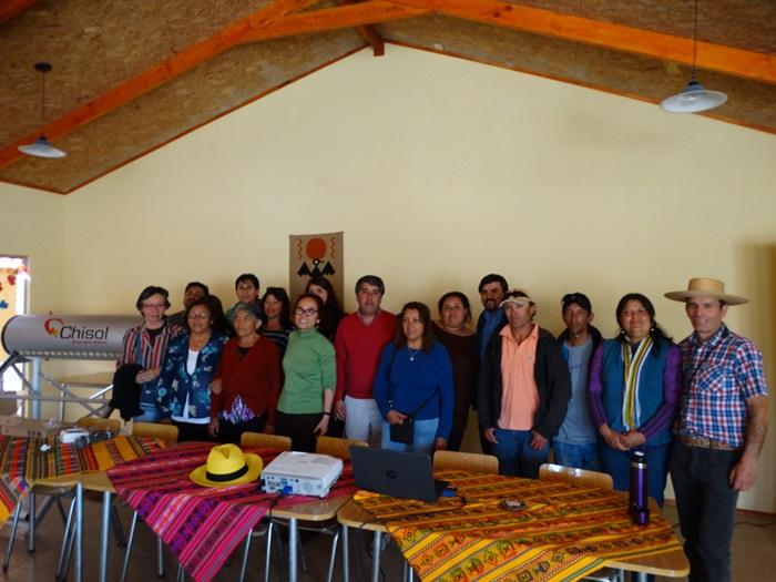 Energía alternativa para la comunidad diaguita de Tatara en Freirina