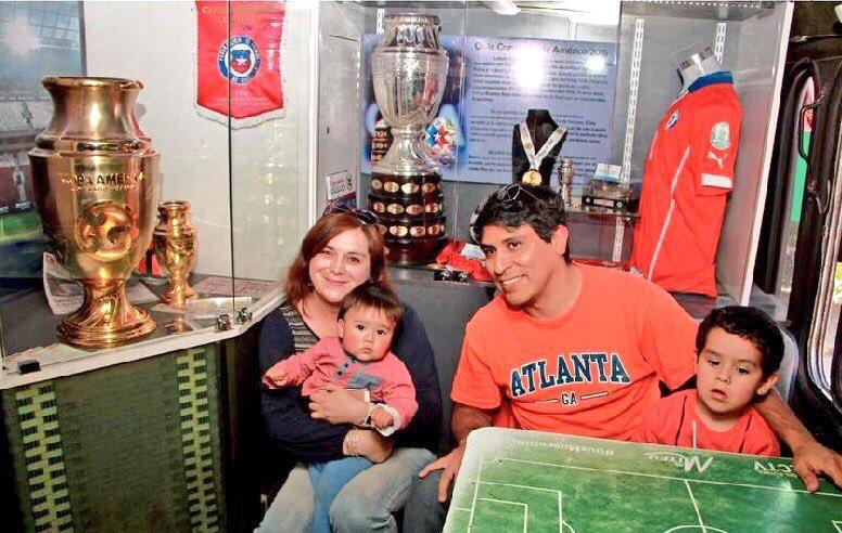El Museo del fútbol llega esta semana a la provincia del Huasco