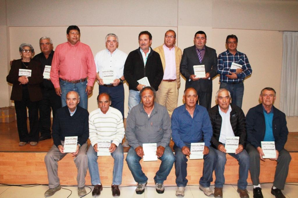 Presentan  libro Campeones Sin Corona para recordar a la Selección del ´76 en Vallenar