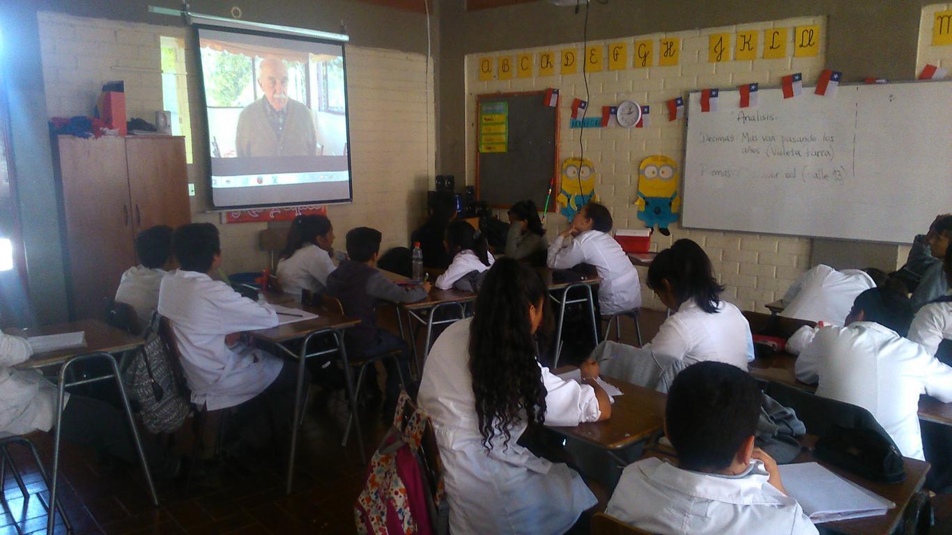 Más de 100 alumnos de enseñanza básica participan del Programa de Historia Local del Huasco