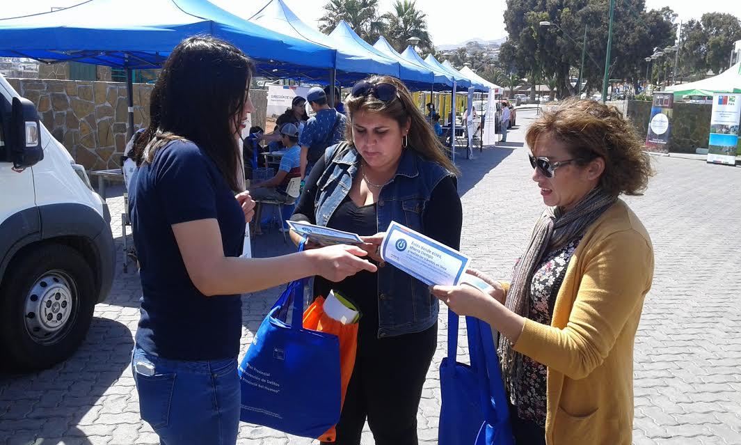 Registro Civil participa de exitoso Gobierno Presente en Huasco