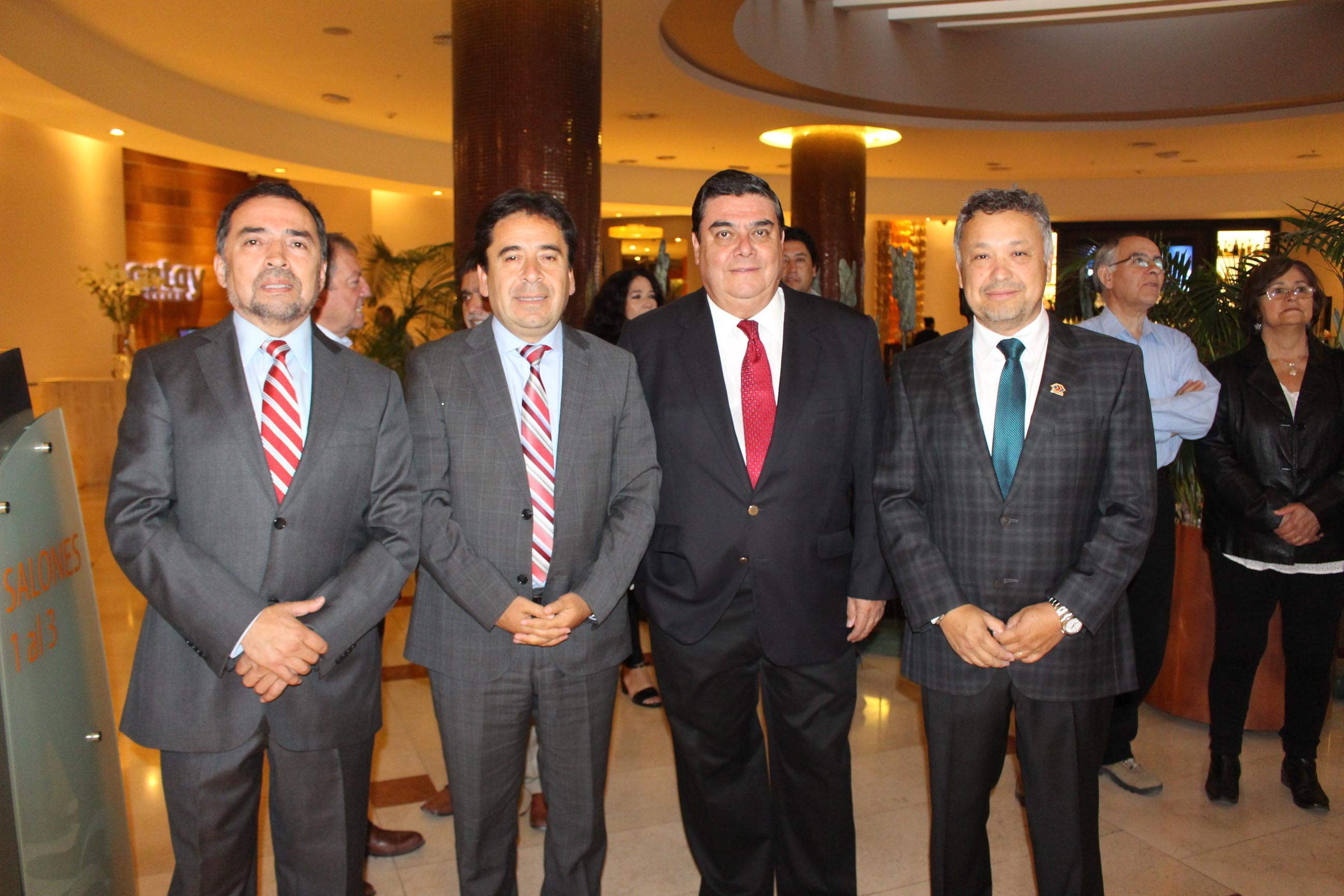 Corproa inaugura Forede con mensaje optimista y propositivo