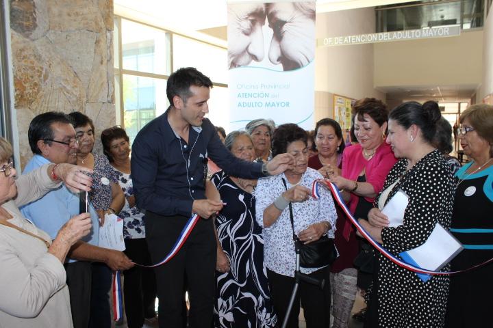 Hospital Provincial del Huasco: Se inauguró Oficina Provincial del Adulto Mayor