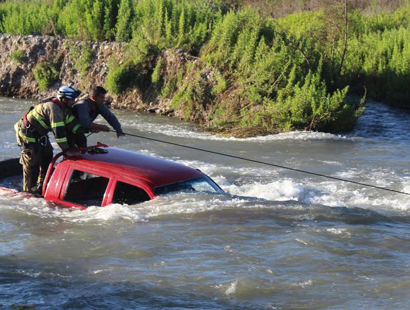 Llaman a la precaución ante crecida del Río Huasco