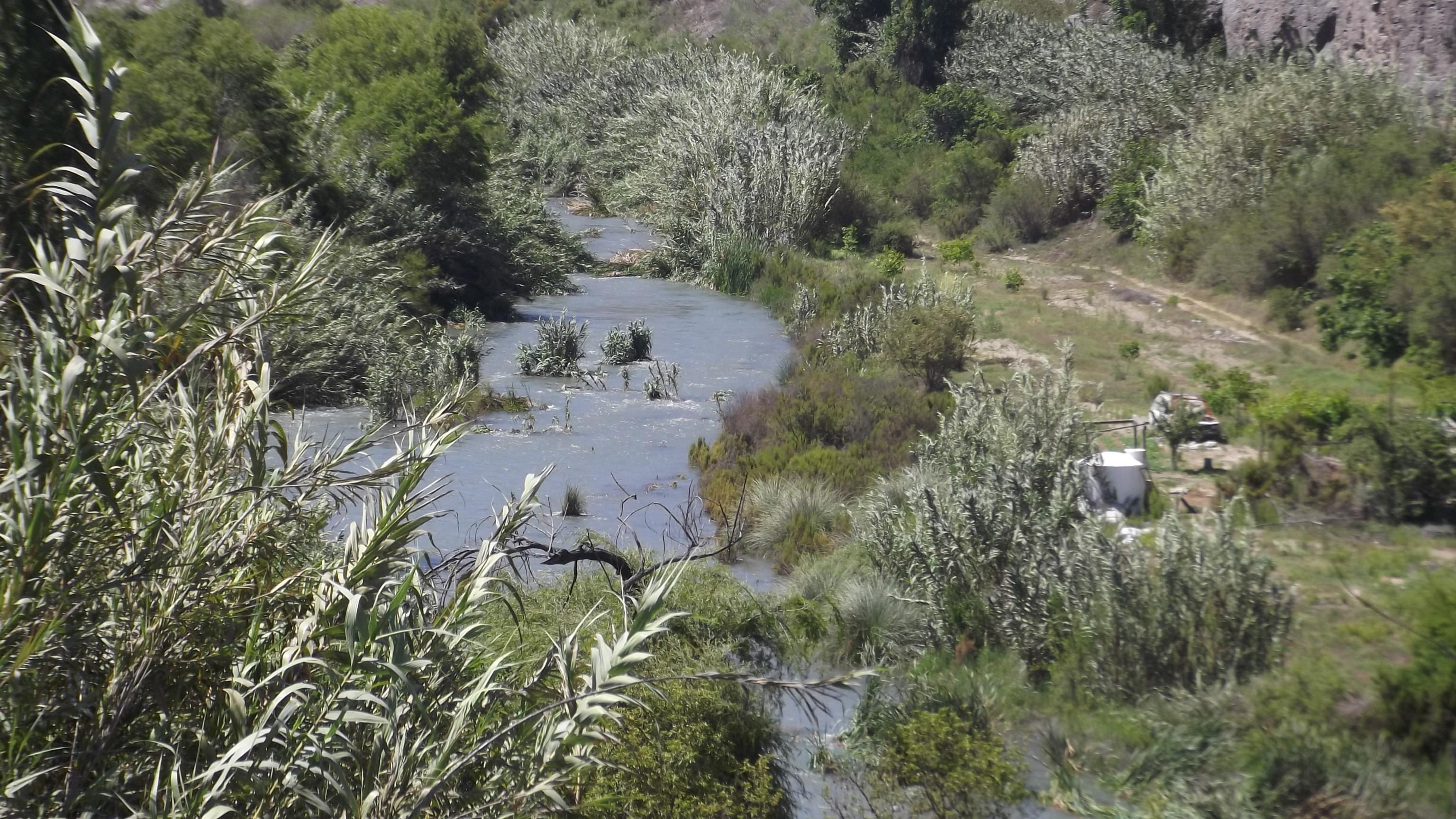 Llaman a la precaución por aumento del caudal del río Huasco