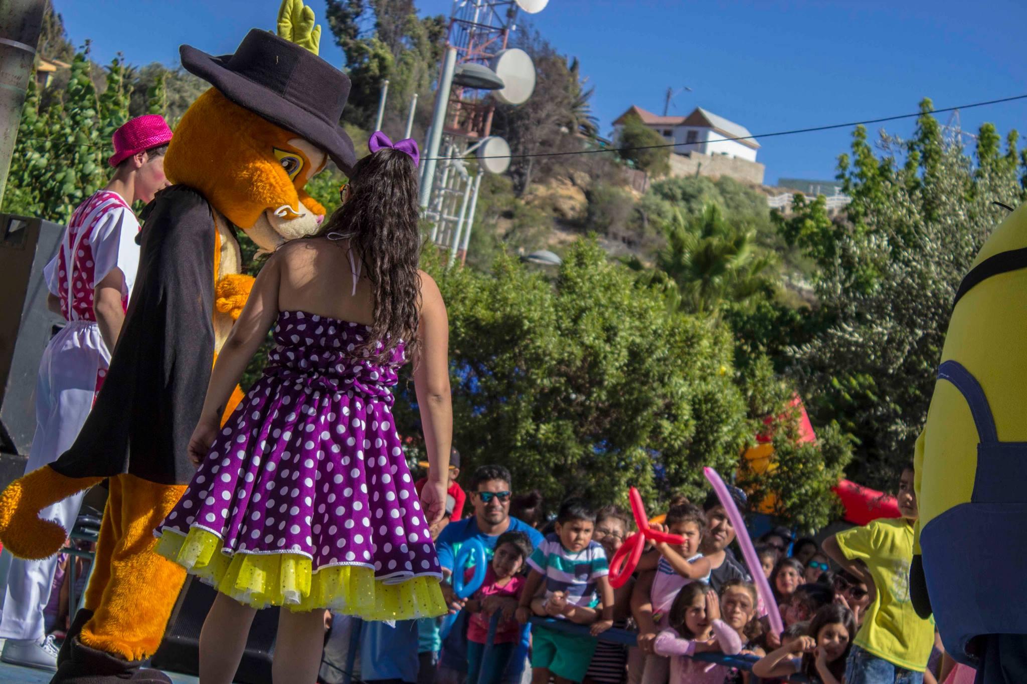 Municipalidad de Freirina celebró Navidad junto a los niños de la comuna