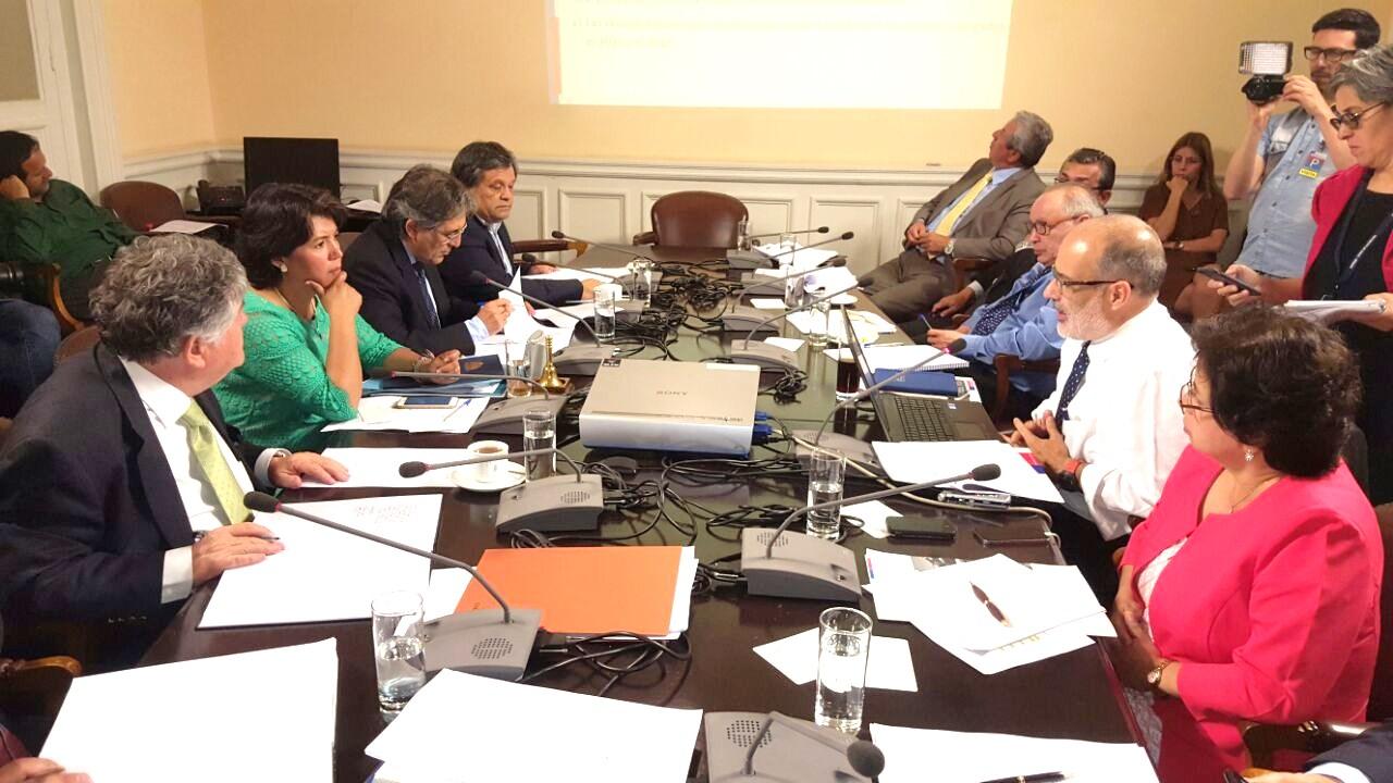 Comisión de Minería comenzó a tramitar proyecto que crea mecanismo de estabilización  del precio del cobre para la Pequeña Minería