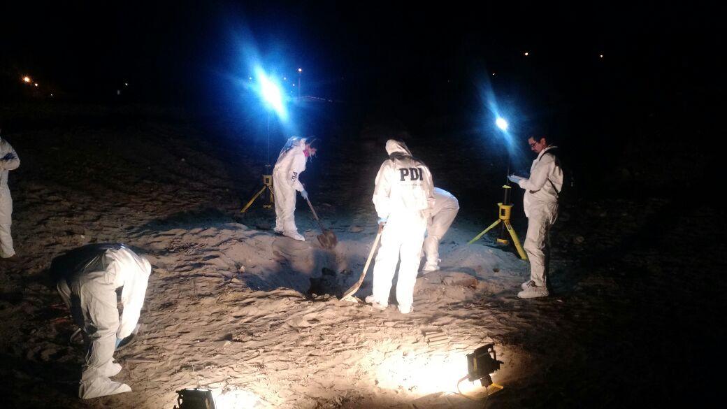 Restos de cuerpo encontrado en Huasco correspondería a una mujer