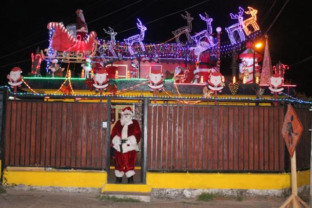 """Llaman a inscribirse en concurso """"Decora Tu Casa en Navidad"""""""