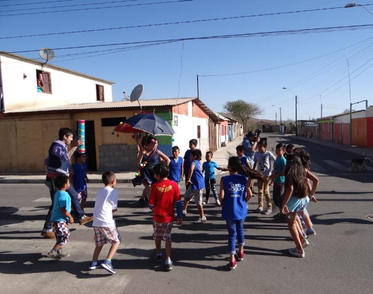 Domeyko acogió todo el arte y la cultura rural en el X Carnaval de Historias de Nuestra Tierra