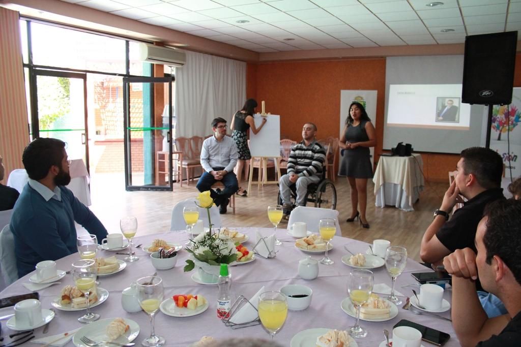 Con éxito se realiza 1er Encuentro Empresarial Inclusivo en Vallenar