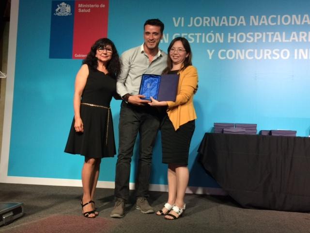 """Hospital Provincial del Huasco recibe reconocimiento nacional por iniciativa """"Súper HPH"""""""