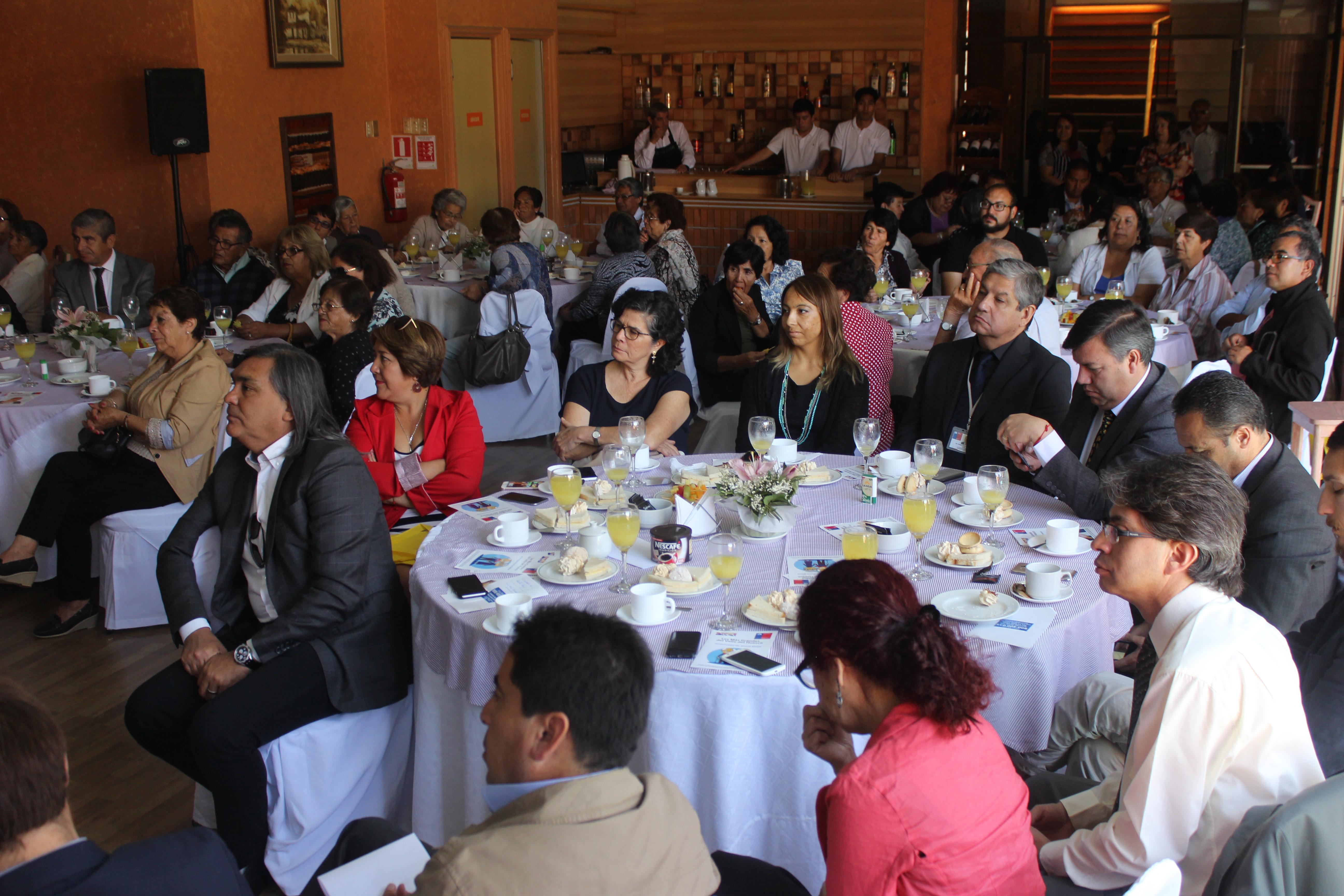 Gobierno identificó situación geográfica y social de adultos mayores en la Provincia del Huasco y comenzará trabajos focalizados