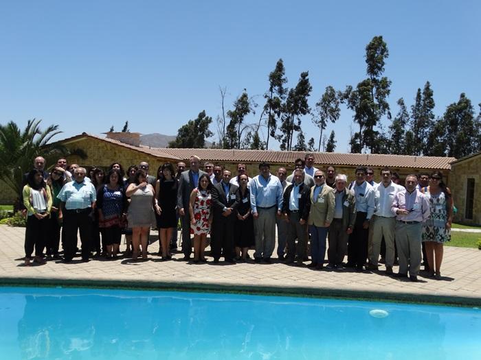 Nueva Unión organizó seminario para conocer experiencias participativas de desarrollo sustentable