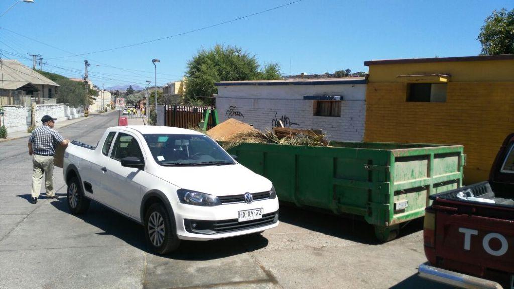 Mañana se realizará Operativo Ecológico en sector Sargento Aldea de Vallenar