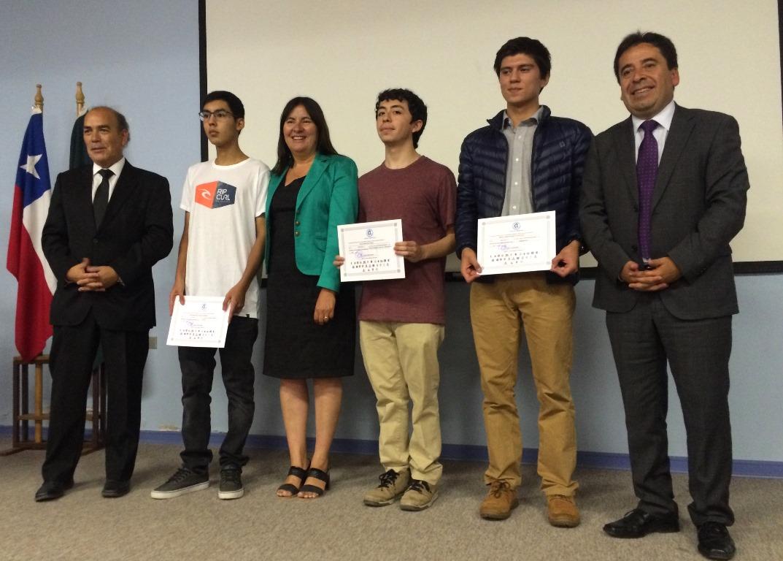 Estudiante vallenarino es uno de los nueve puntajes regionales destacados de la PSU