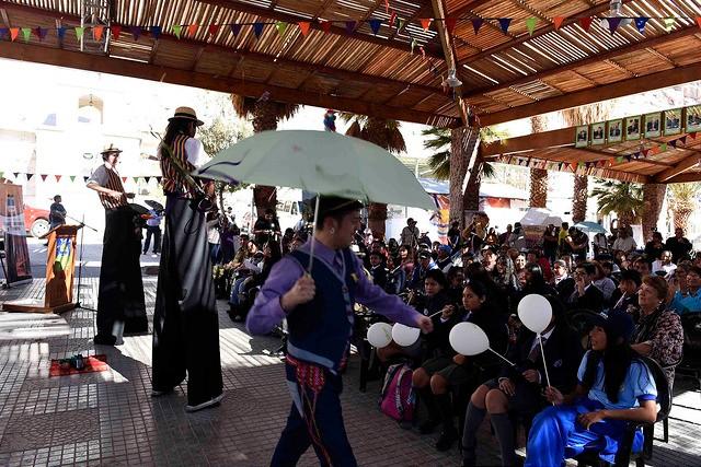 Domeyko recibirá la magia del X Carnaval de Historias de  Nuestra Tierra