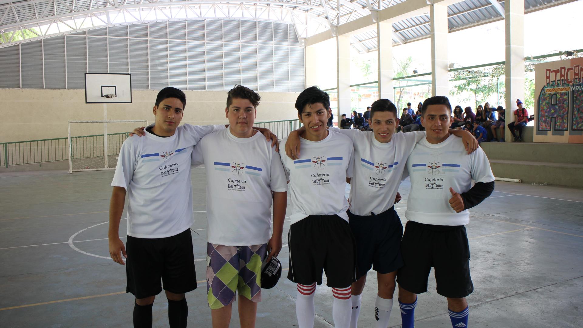Ya hay campeones en el baby fútbol de Alto del Carmen