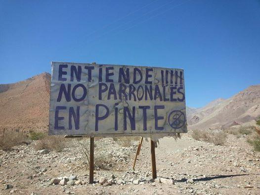 Agrupaciones ambientales piden que no cultiven parronales en Quebrada de Pinte