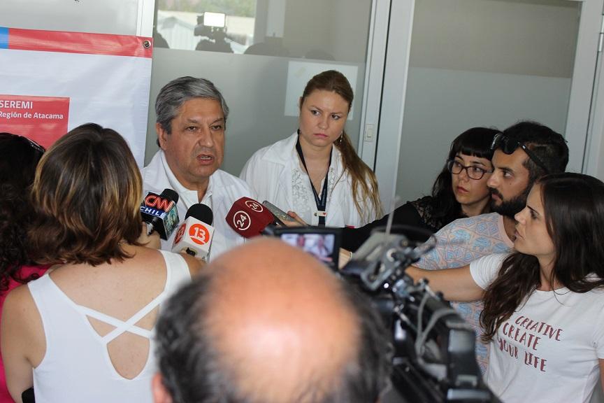 Seremi de Salud Atacama informa sobre caso sospechoso de Hantavirus en paciente que participó en gira de estudios en el sur de Chile y Argentina