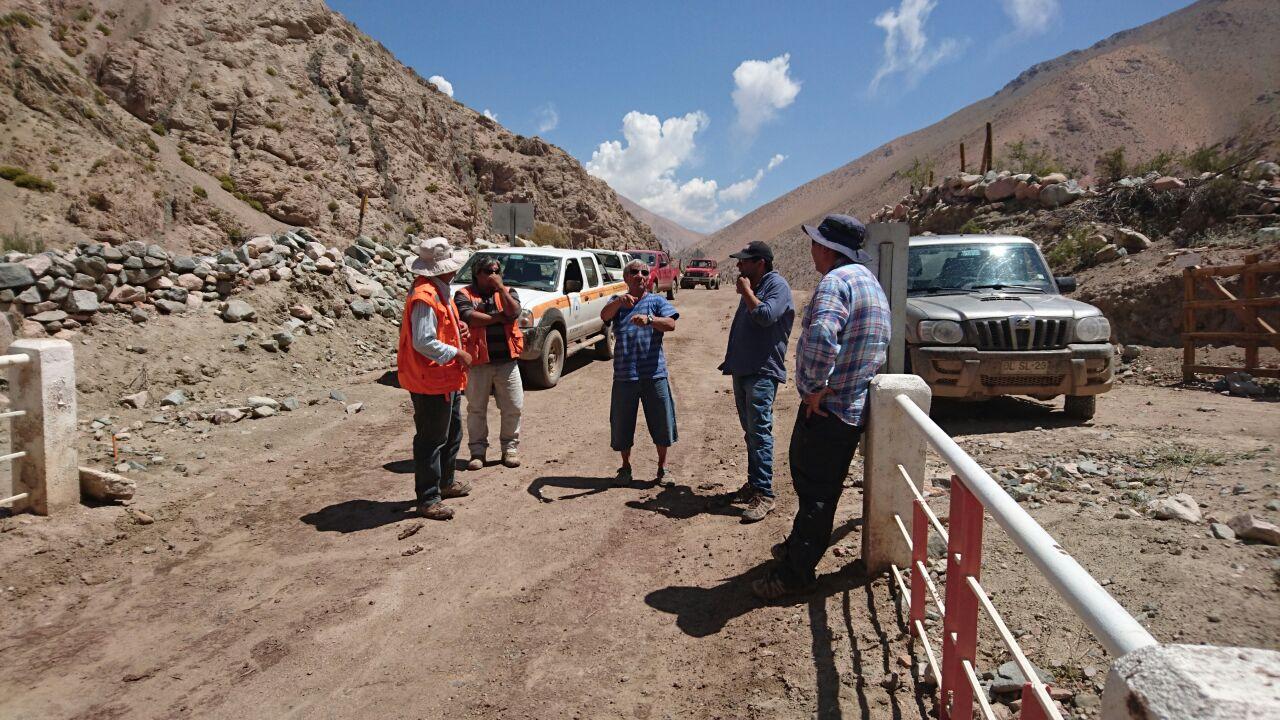 Habría 700 personas aisladas en sectores afectados por aluvión de Chollay